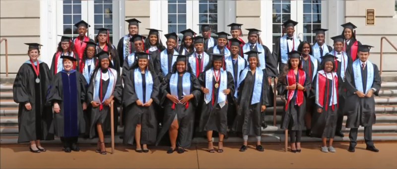 WECHS Graduates on KFDM's Good News Featured Photo