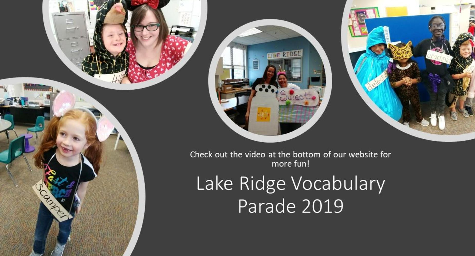 vocabulary parade 1