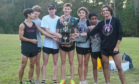 cross country region champs