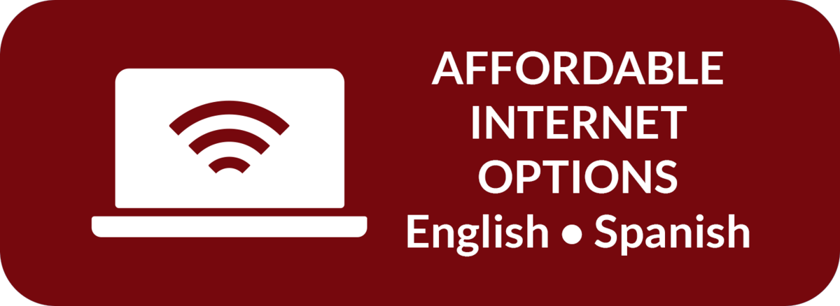 Affordable Internet Options English and Spanish