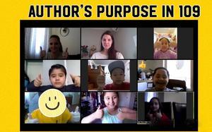 author's purpose zoom