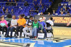 MTSU men's basketball game