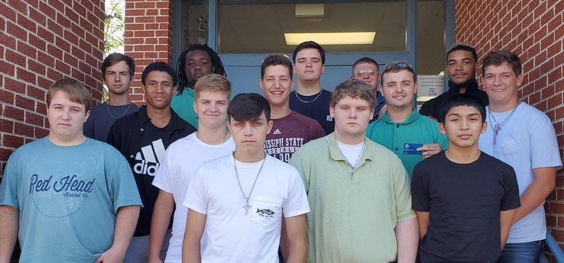 Congratulations Welding Students!! Featured Photo