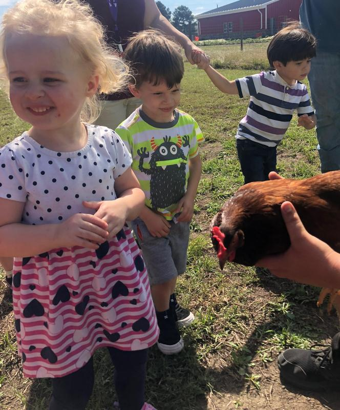 farm to school week