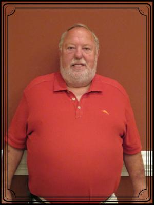 Rudy Holbrook, Chairman
