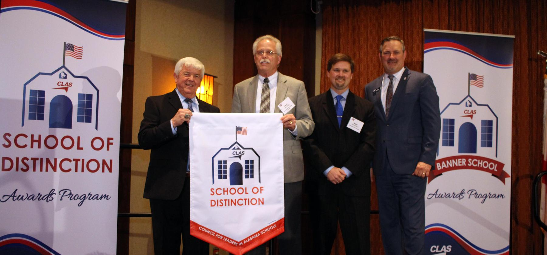 USJ CLAS Banner School of Distinction