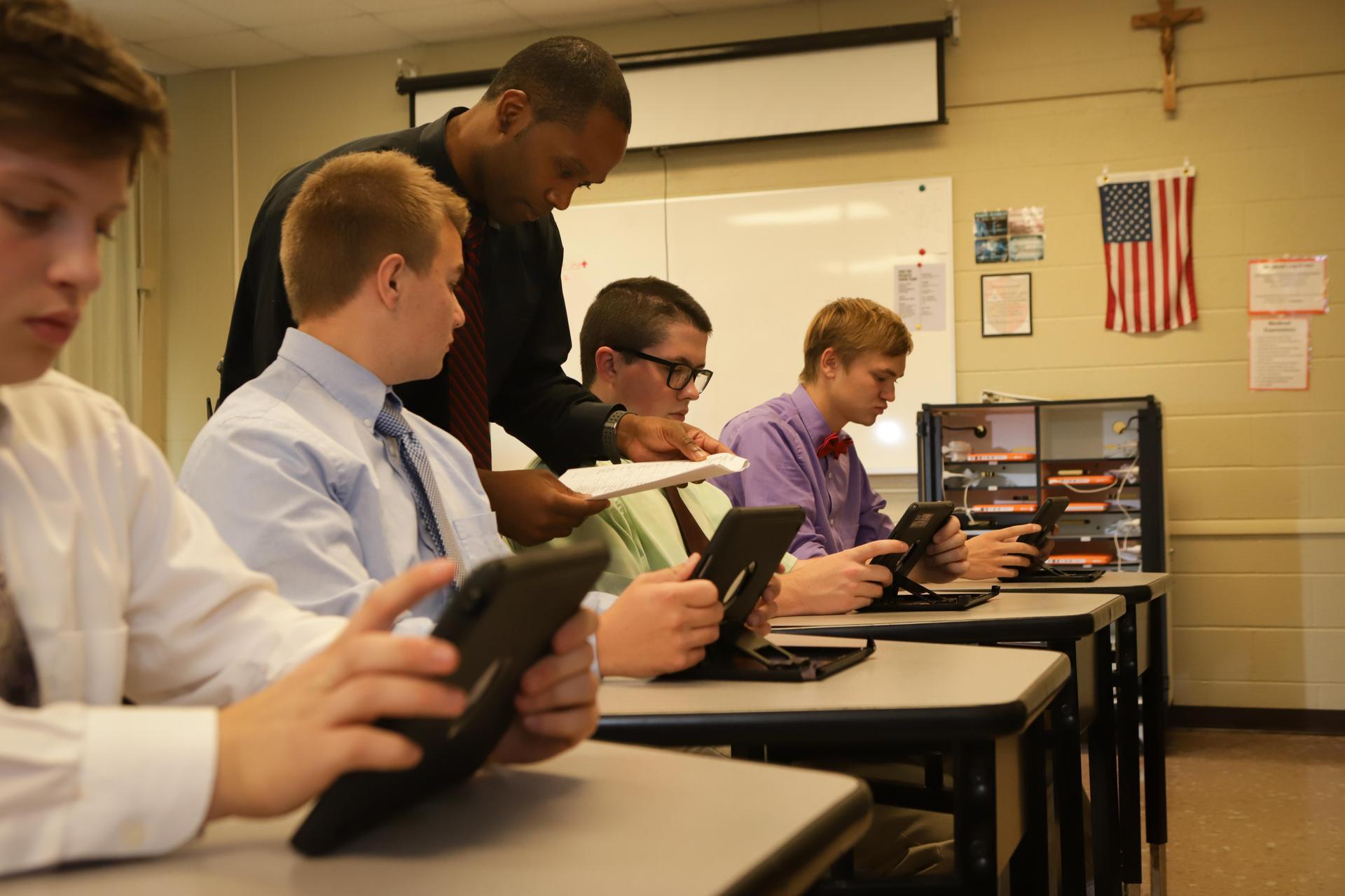 DeSales High School Math Program