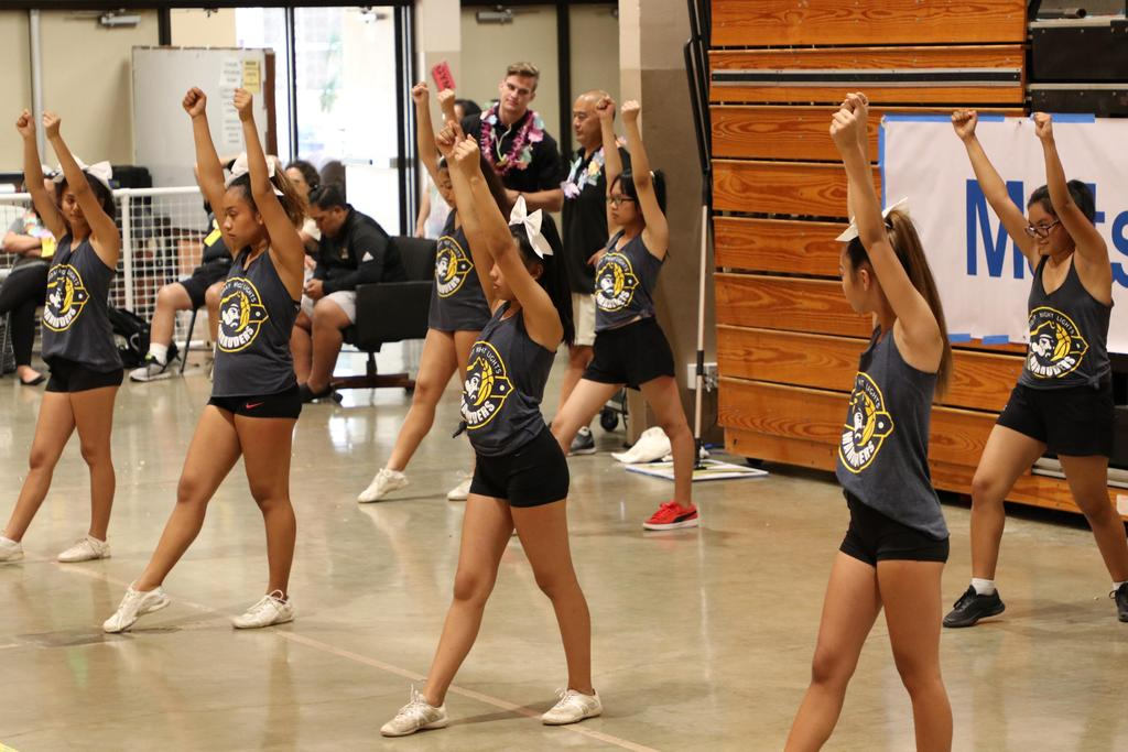 Primetime action cheerleaders 3