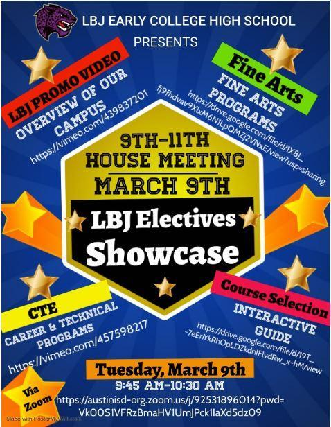 Sprint Electives Showcase Featured Photo