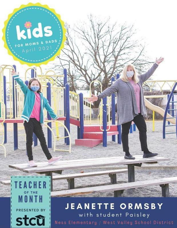 April 2021 Kids News for Parents! Thumbnail Image