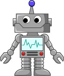 robotic clipart