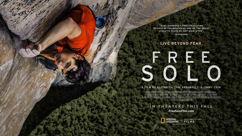 """Kennedy Students & Staff Go to Hollywood to Watch """"Free Solo"""" Featured Photo"""