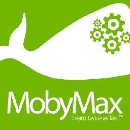 Moby Max math green logo