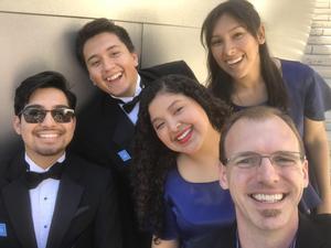 Cal choir