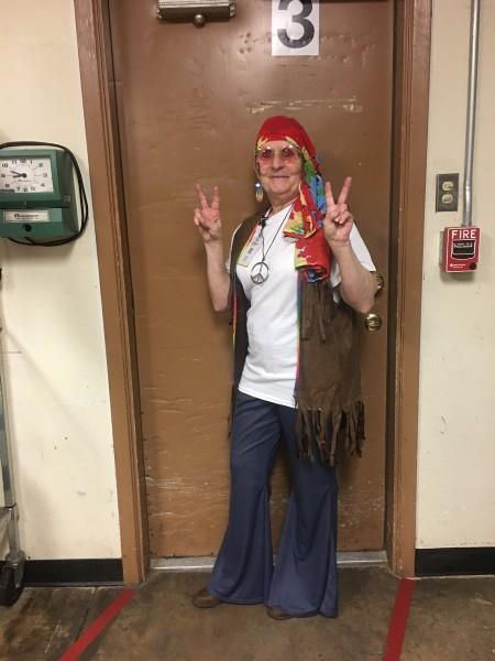 70's Day at Cooke Elementary