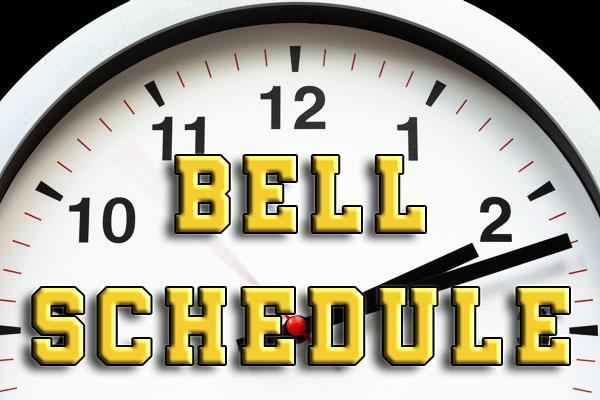 Distance Learning Bell Schedule Thumbnail Image