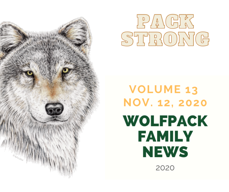 Wolfpack Family News