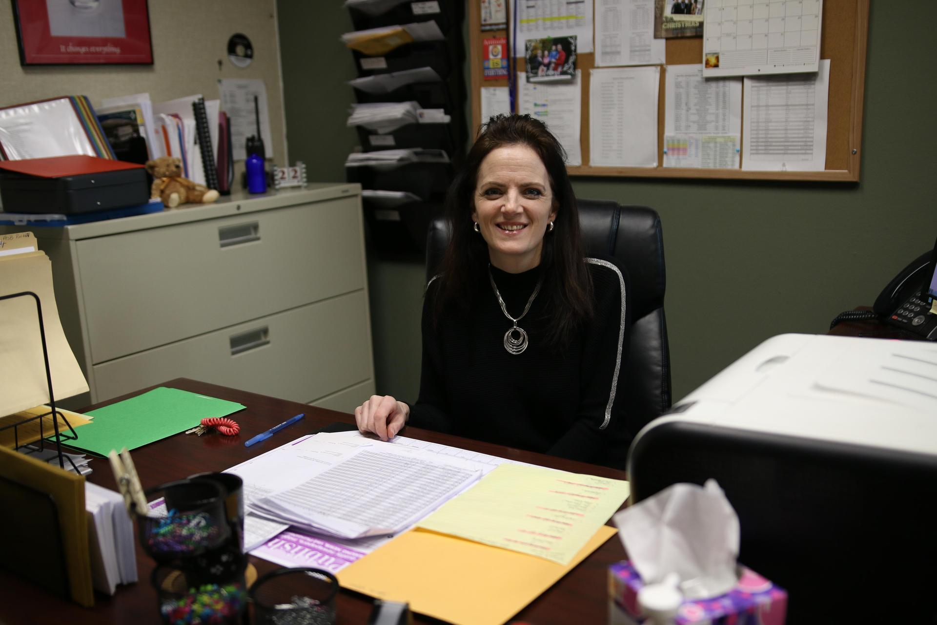 QHS Administrative Assistant
