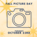 Fall Picture Day