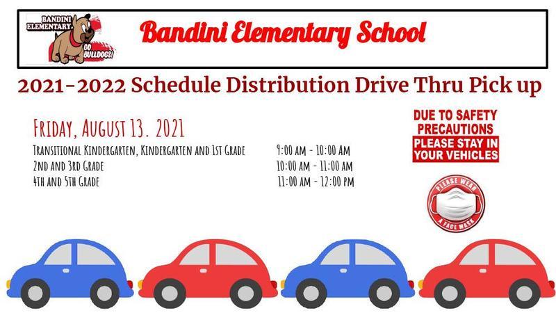 Schedule Distribution