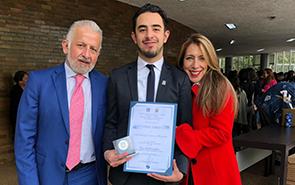 UNAM reconoce a Alumno Generación 2018-2019 del CET Featured Photo