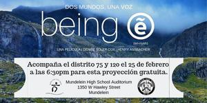 Being Enye Screening Spanish
