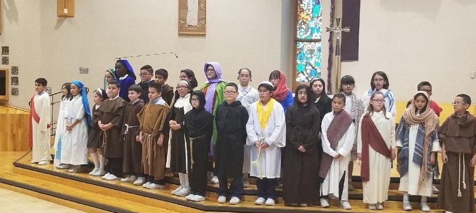 "Our guest speaker was Sr.Elizabeth Swartz, Superintendent of Catholic  Schools of El Paso. Sr. Swartz gave a talk on ""Importance ..."