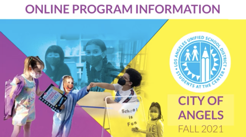 City of Angels Independent Study Online Program Informational Video Featured Photo