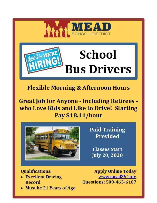 bus flyer