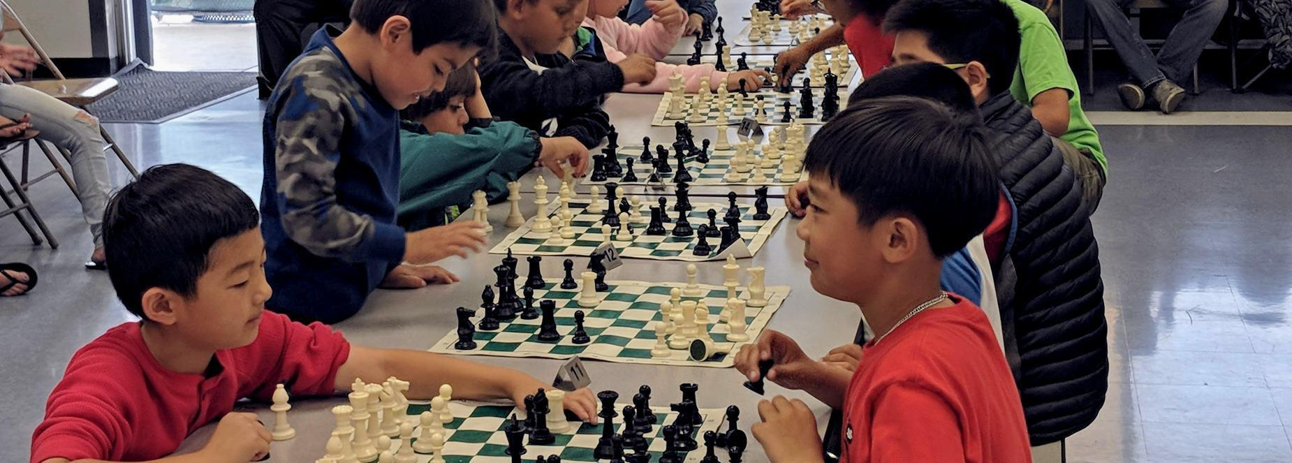 Students Participate in 7th Annual Chess Tournament