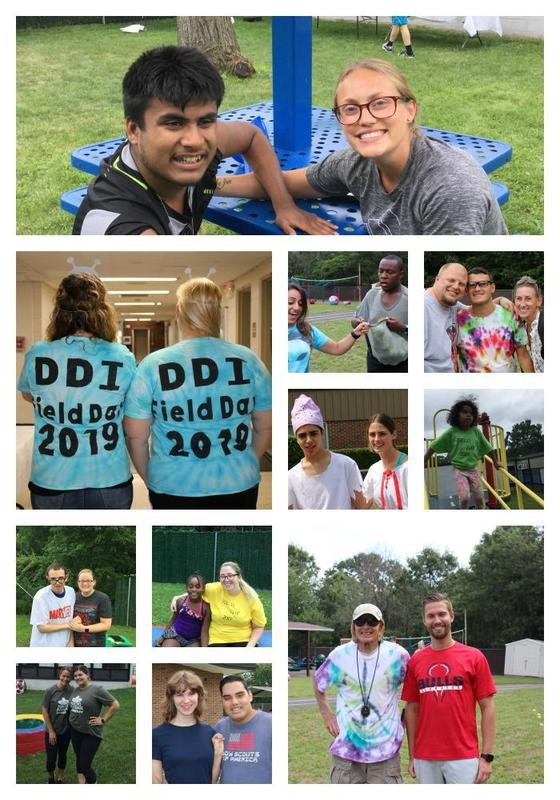 Field Day Collage