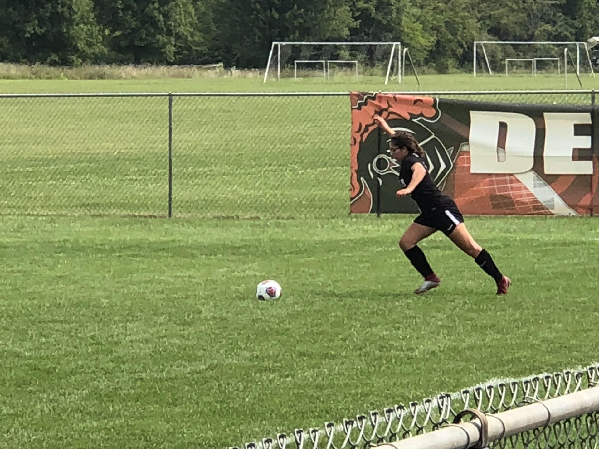 2018 Lady Baron Soccer