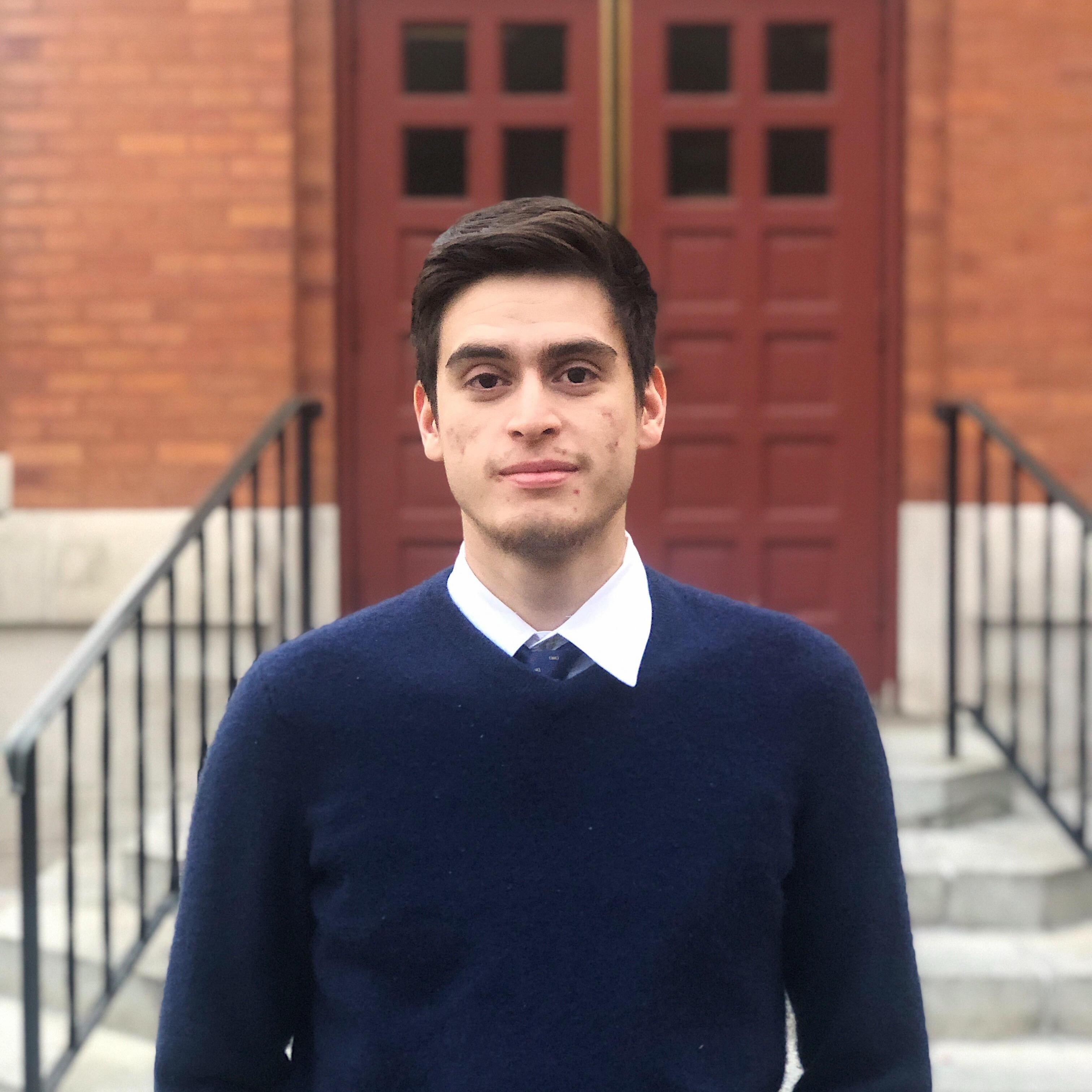 Gabriel Obregon's Profile Photo