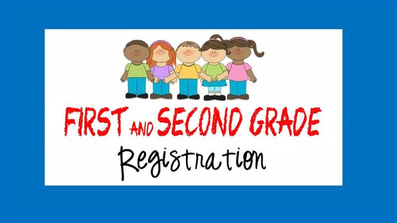 1st and 2nd Grade Early Enrollment Begins May 1 Thumbnail Image