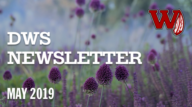 DWS May Newsletter