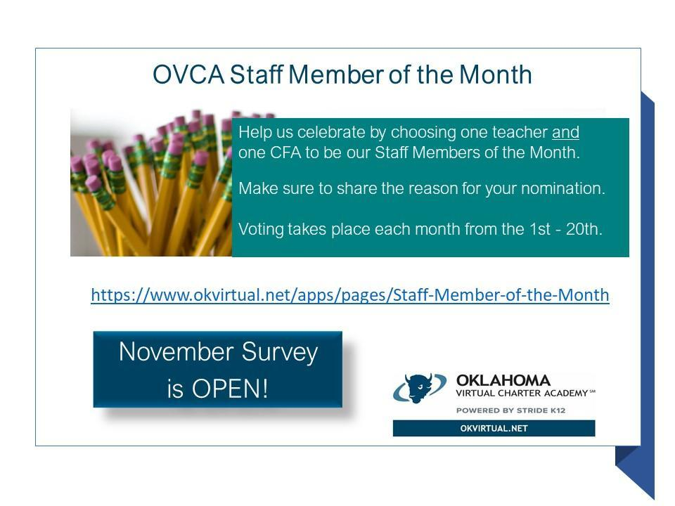 graphic - vote for staff of the month