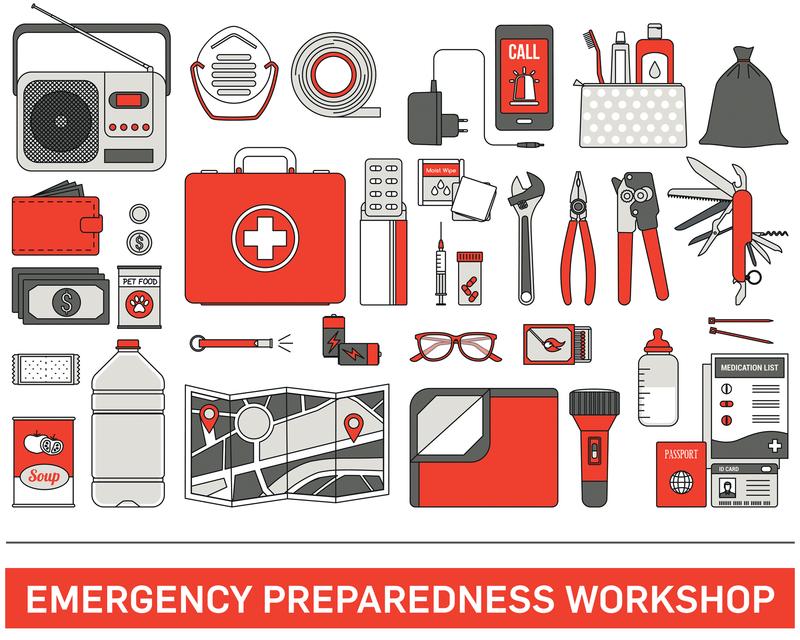 Emergency Preparedness Workshop 2018