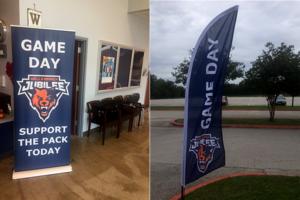 Game Day Banners