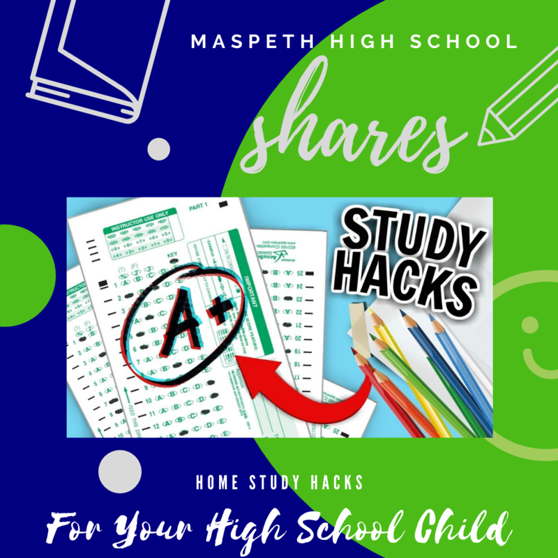 Home Study Hacks for Your High School Child
