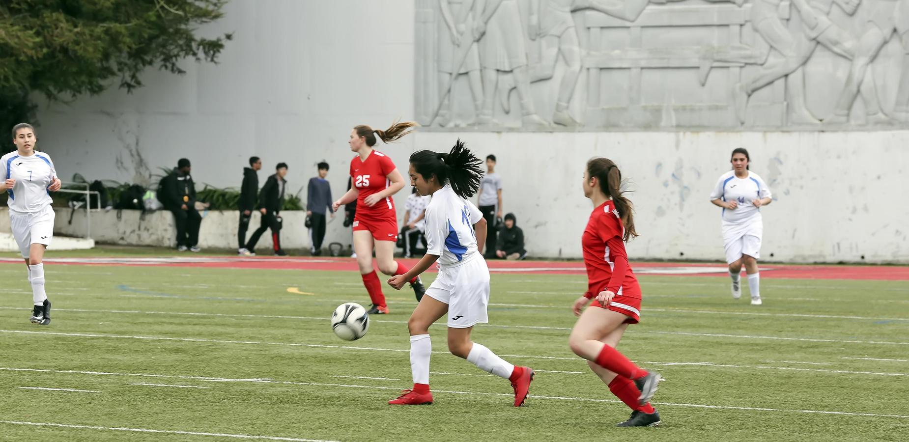 Varsity Soccer vs. Washington High School