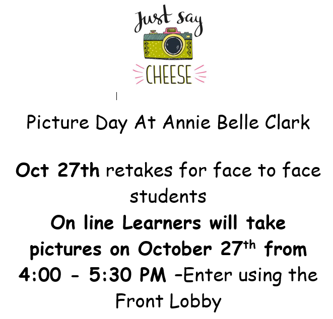 Picture Day At Annie Belle Clark Featured Photo