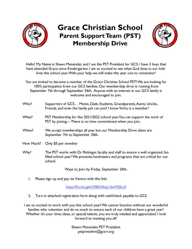 PST Membership Drive Letter.png