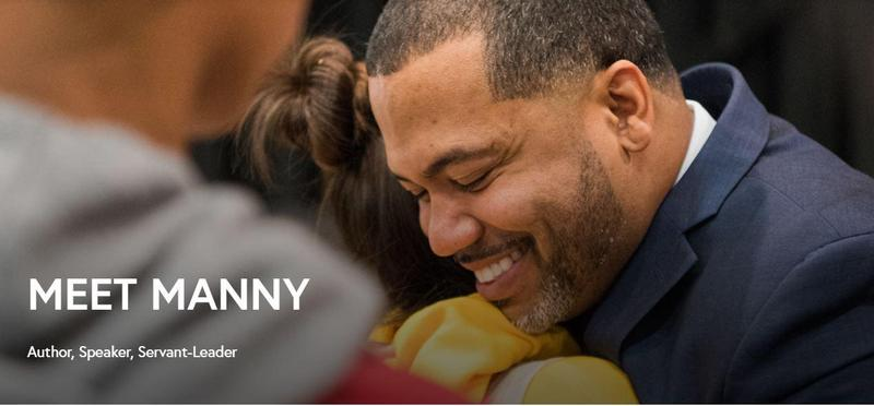 Original Freedom Writer, Manny Scott, Speaks to Workforce Students and Staff Thumbnail Image