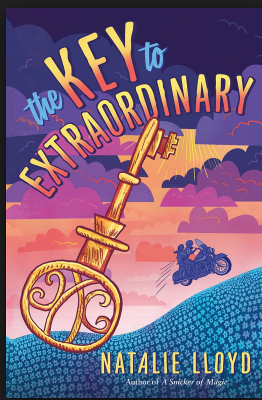Book Cover Key to Extraordinary
