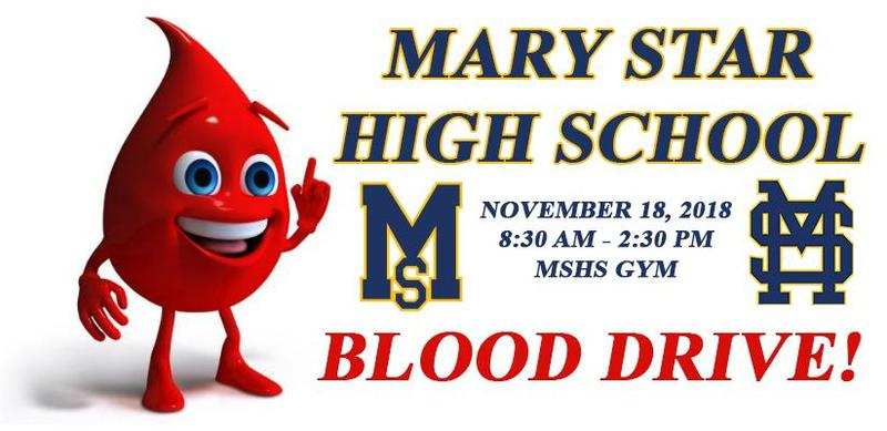 Blood Drive at MSHS Featured Photo