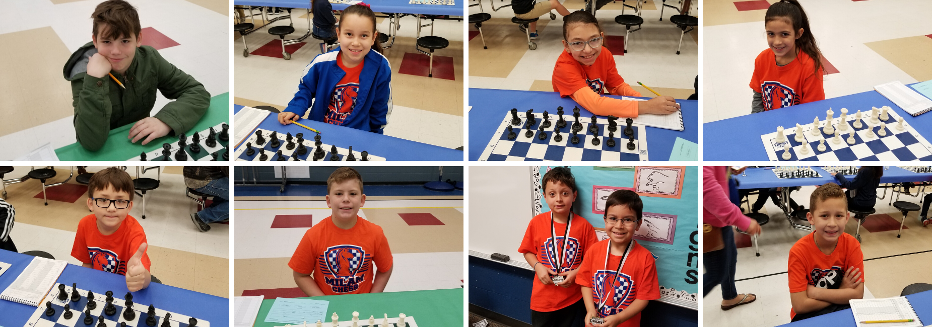 Milam Chess Team
