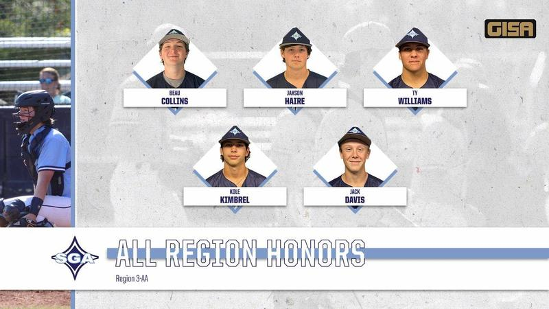 5 Warriors claim All Region Honors Featured Photo