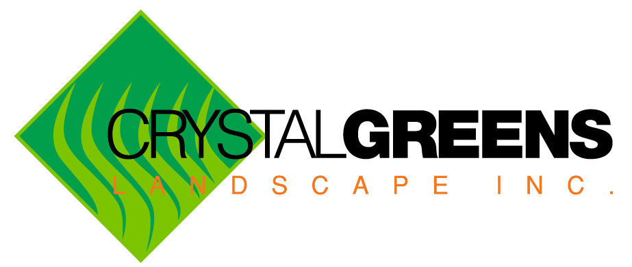 Crystal Greens Landscaping logo