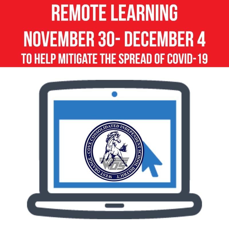 remote learning nov 30- dec 4