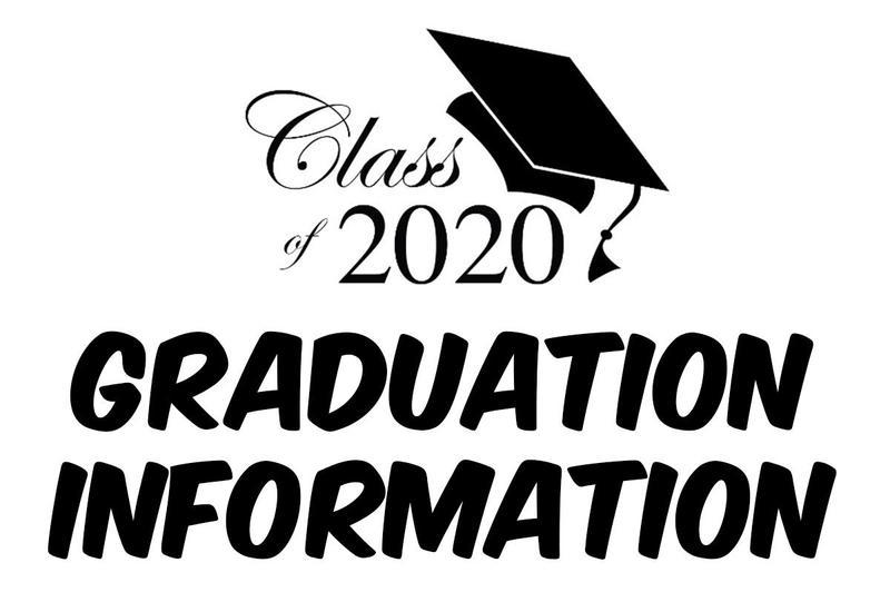 Graduation 2020 Information Thumbnail Image